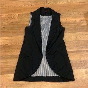 Forever 21 long vest